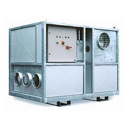 Вентиляционные и климатические установки